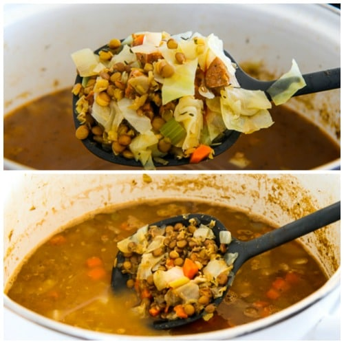 How to prepare cabbage soup diet plan?