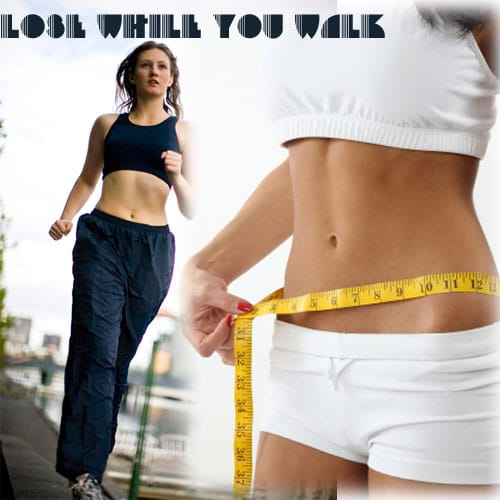 Top 5 tips to lose weight by walking